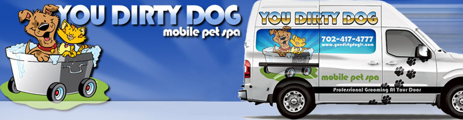 You Dirty Dog Las Vegas Logo